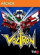 jaquette Xbox 360 Voltron Defender Of The Universe