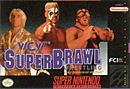 jaquette Super Nintendo WCW Superbrawl Wrestling