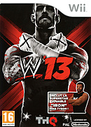 jaquette Wii WWE 13