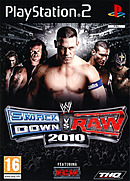 jaquette PlayStation 2 WWE Smackdown Vs Raw 2010