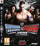 jaquette PlayStation 3 WWE Smackdown Vs Raw 2010