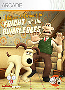 jaquette Xbox 360 Wallace Gromit s Grand Adventures Episode 1 Fright Of The Bumblebees