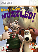 jaquette Xbox 360 Wallace Gromit s Grand Adventures Episode 3 Muzzled