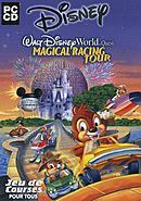 jaquette PC Walt Disney World Quest Magical Racing Tour