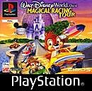 jaquette PlayStation 1 Walt Disney World Quest Magical Racing Tour
