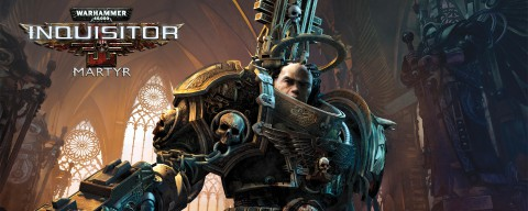 jaquette PlayStation 4 Warhammer 40.000 Inquisitor Martyr