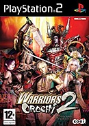 jaquette PlayStation 2 Warriors Orochi 2