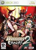 jaquette Xbox 360 Warriors Orochi 2