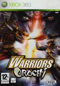 jaquette PC Warriors Orochi