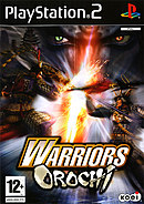 jaquette PlayStation 2 Warriors Orochi