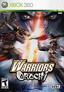jaquette Xbox 360 Warriors Orochi