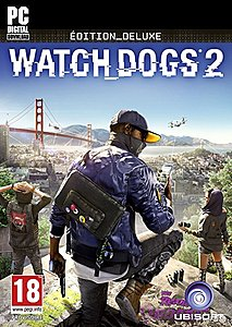 jaquette PC Watch Dogs 2