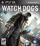 jaquette PlayStation 3 Watch Dogs