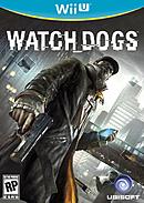 jaquette Wii U Watch Dogs