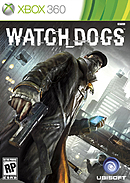 jaquette Xbox 360 Watch Dogs
