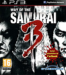 jaquette PlayStation 3 Way Of The Samurai 3