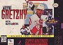jaquette Super Nintendo Wayne Gretzky And The NHLPA All Stars