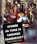 jaquette Mac Where In Time Is Carmen Sandiego