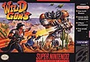 jaquette Super Nintendo Wild Guns