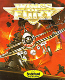 jaquette Amstrad CPC Wings Of Fury