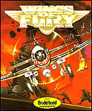 jaquette Commodore 64 Wings Of Fury