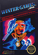 jaquette Nes Winter Games