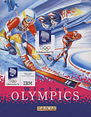 jaquette PC Winter Olympics Lillehammer 94