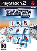 jaquette PlayStation 2 Winter Sports 2009 The Next Challenge