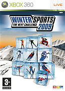 jaquette Xbox 360 Winter Sports 2009 The Next Challenge
