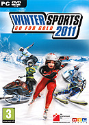 jaquette PC Winter Sports 2011 Go For Gold