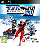 jaquette PlayStation 3 Winter Sports 2011 Go For Gold