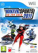 jaquette Wii Winter Sports 2011 Go For Gold