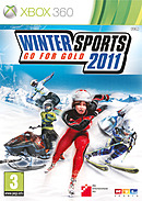 jaquette Xbox 360 Winter Sports 2011 Go For Gold