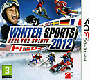 jaquette Nintendo 3DS Winter Sports 2012 Feel The Spirit