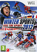 jaquette Wii Winter Sports 2012 Feel The Spirit