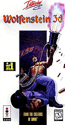 jaquette 3DO Wolfenstein 3D