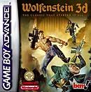 jaquette GBA Wolfenstein 3D