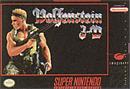 jaquette Super Nintendo Wolfenstein 3D