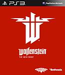 jaquette PlayStation 3 Wolfenstein The New Order