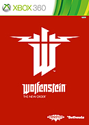 jaquette Xbox 360 Wolfenstein The New Order