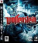 jaquette PlayStation 3 Wolfenstein