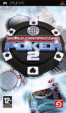 jaquette PSP World Championship Poker 2