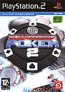 jaquette PlayStation 2 World Championship Poker 2