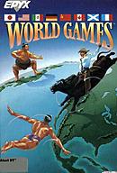 jaquette Atari ST World Games