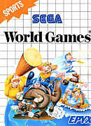jaquette Master System World Games