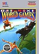 jaquette Nes World Games