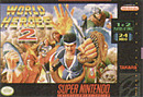 jaquette Super Nintendo World Heroes 2