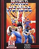 jaquette Neo Geo World Heroes