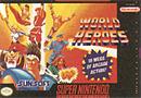 jaquette Super Nintendo World Heroes