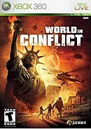 jaquette Xbox 360 World In Conflict Soviet Assault